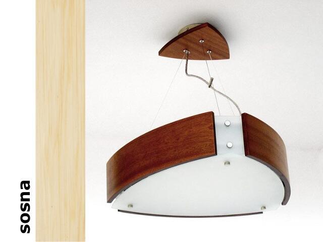 Lampa sufitowa ATLANTIC III sosna 1208W3201 Cleoni