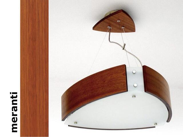Lampa sufitowa ATLANTIC III meranti 1208W3203 Cleoni