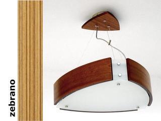 Lampa sufitowa ATLANTIC III zebrano 1208W3205 Cleoni