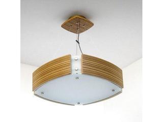 Lampa sufitowa ATLANTIC IV średnia zebrano 1208WM4205 Cleoni