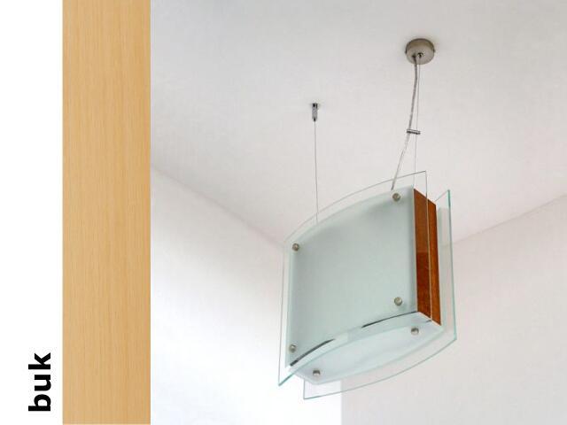 Lampa sufitowa CORDA II buk 9560 Cleoni