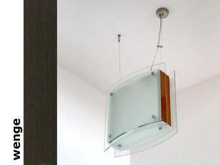 Lampa sufitowa CORDA II wenge 9580 Cleoni