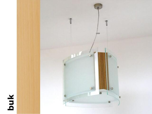 Lampa sufitowa CORDA III buk 9610 Cleoni