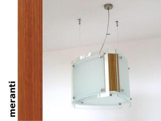 Lampa sufitowa CORDA III meranti 9620 Cleoni