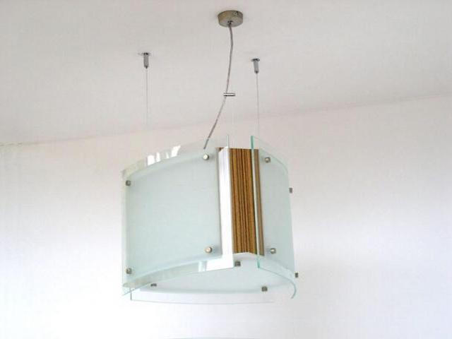 Lampa sufitowa CORDA III zebrano 9640 Cleoni