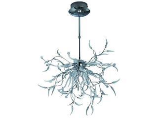 Lampa sufitowa Fibre 12xG4 20W+12LED 84013-12 Reality