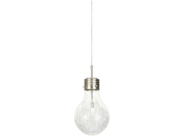 Lampa wisząca Edison 1xG9 40W 991582 Reality