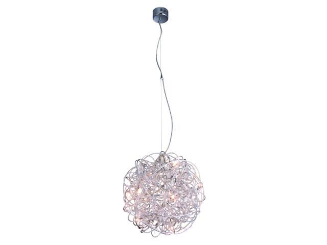 Lampa sufitowa Metalic 10xG4 20W 998070-10 Reality