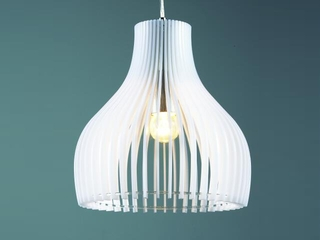 Lampa wisząca Segment E27 60W 914023 Reality