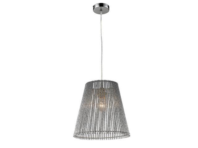Lampa wisząca Aloma 1xE27 60W C914085RT Reality