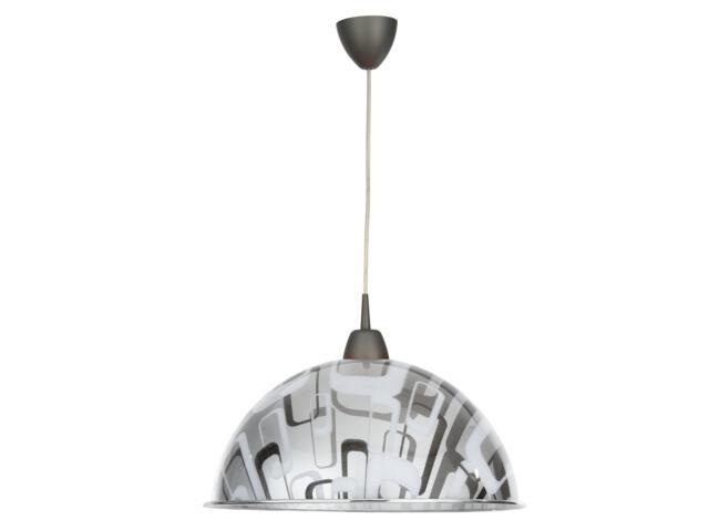 Lampa wisząca Helsinki Single 1xE27 60W 914102 Reality