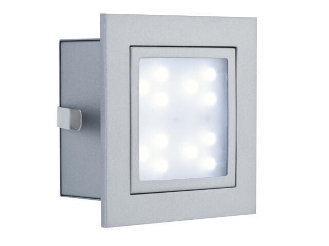 """Oprawa punktowa schodowa Profi Line LED """"Window 1"""" 1x1W aluminium Paulmann"""