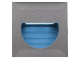 Oprawa punktowa schodowa BILEO LED B kolor światła niebieski Lena Lighting