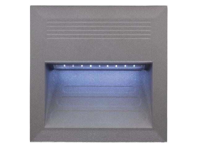 Oprawa punktowa schodowa BILEO LED C kolor światła niebieski Lena Lighting