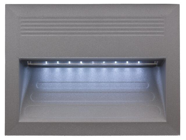 Oprawa punktowa schodowa BILEO LED E kolor światła biały Lena Lighting