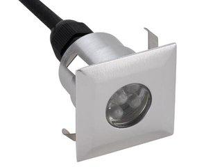 Oprawa punktowa schodowa DIMEL LED K 5/6-5 szt w komplecie kolor światła zielony Lena Lighting