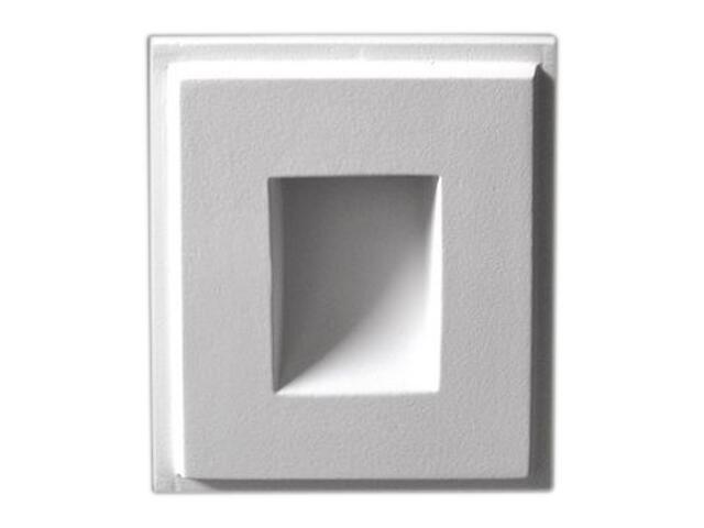 Oprawa punktowa schodowa SOL I LED biała 1211A1406 Cleoni