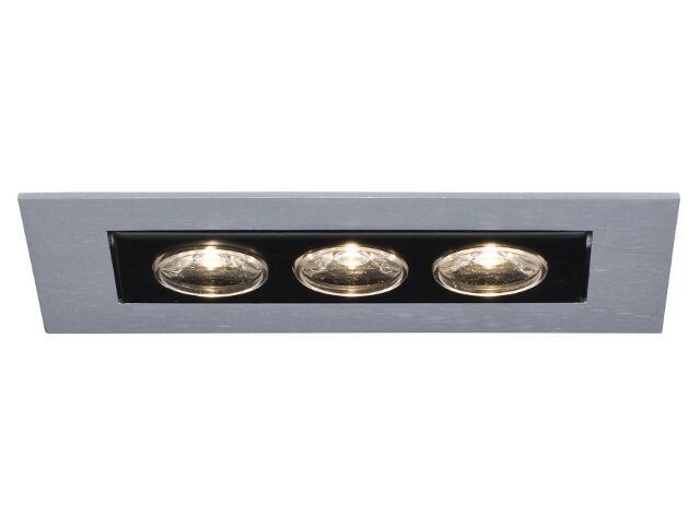Lampa sufitowa Premium Line Cardano LED z zasilaczem 3x(3x1W) chrom mat Paulmann