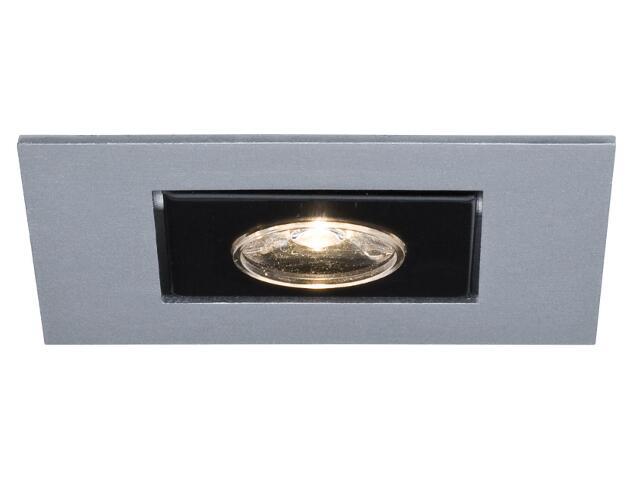 Lampa sufitowa Premium Line Cardano LED 1x(1x1W) chrom mat Paulmann