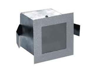 Oprawa halogenowa wbudowywana ASPRO 10 JC srebrna Brilum
