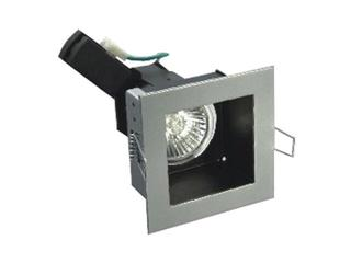 Lampa sufitowa ASPRO 50 matowy chrom Brilum