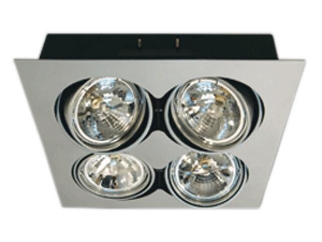 Lampa sufitowa sufitowa PIREO 400 biała Brilum