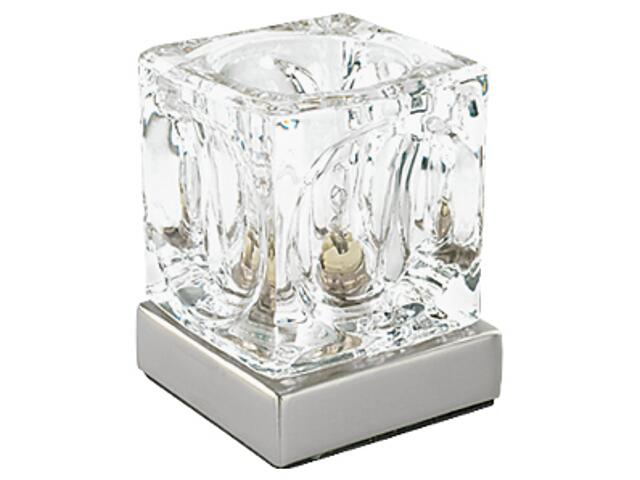Lampa stołowa KOSTKA biała 1040 Nowodvorski