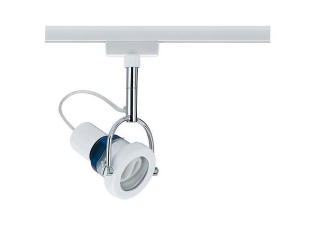 Oprawa do systemów szynowych URail Ring 1x11W GU10 230V Paulmann