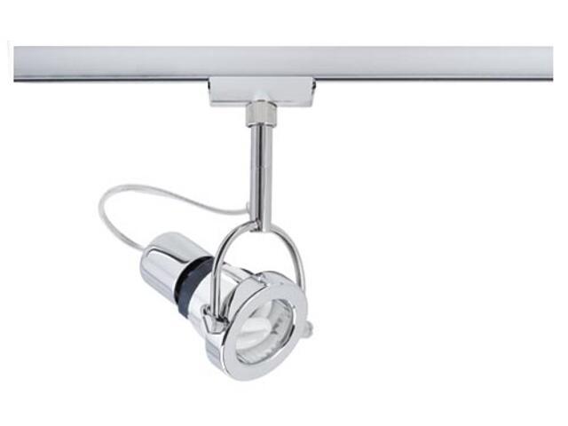 Oprawa do systemów szynowych URail Ring ESL 1x11W GU10 chrom Paulmann