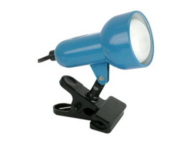 Spot INGA 40W E14 C120A niebieski ANS