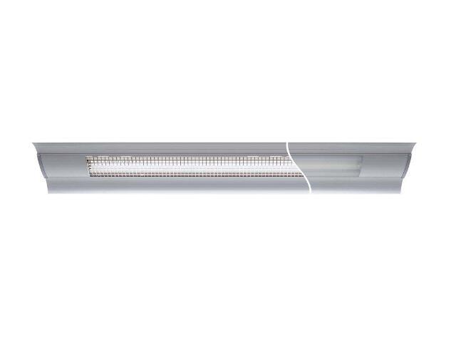 Belka świetlówkowa Top Desk Duo 2x18W G13 1140mm tytan 78983 Paulmann