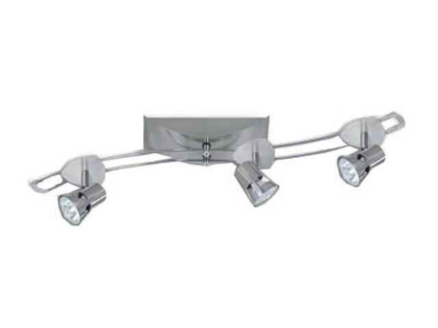 Kompletny system prętowy Teja Sinus 105VA nikiel satynynowy 3X35W Paulmann
