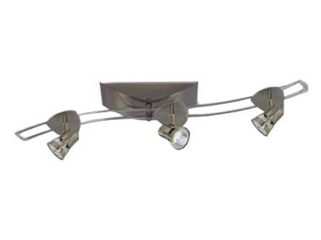 System prętowy Teja Sinus 105VA stary mosiądz 3X35W Paulmann