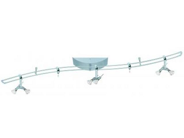 System prętowy Ginger 150 3x(2x20W)/2x10W GU4 chrom Paulmann