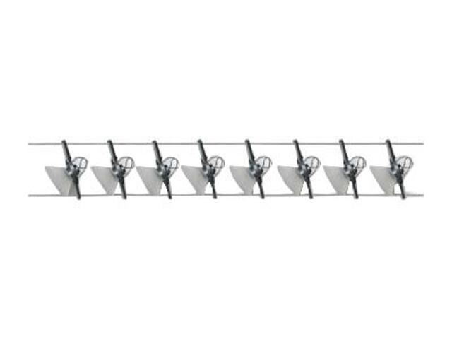 System linkowy Verre 300 satynowy tytan 8x35W Paulmann