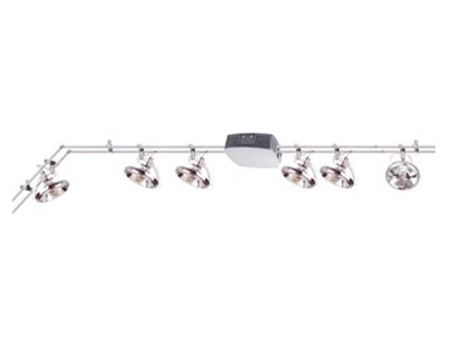 System prętowy Spice Wasabi 6x50W QR111 aluminum Paulmann