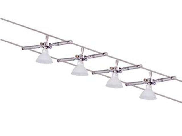System linkowy Togo 150 4x35W GU5,3 chrom Paulmann