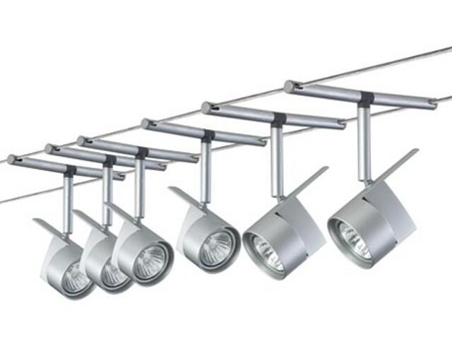 System linkowy EasyPower 6x50W GU5,3 chrom Paulmann