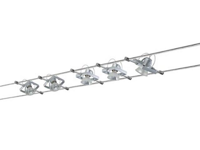 System linkowy Place 5x20W GU5,3 aluminium Paulmann