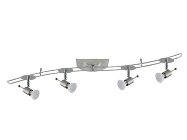 System prętowy S14 Sheela 4x35W GU5,3 tytan Paulmann
