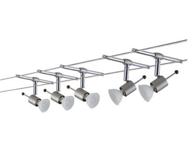 System linkowy Sheela 5x20W GU5,3 tytan Paulmann