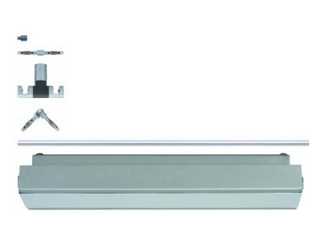System prętowy GEO bazowy 60VA 2,8m chrom mat Paulmann