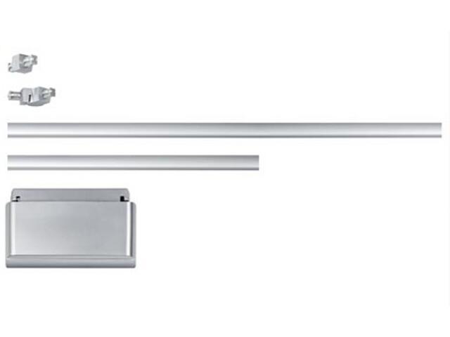 System szynowy bazowy Uline 150VA 12V chrom mat metal Paulmann