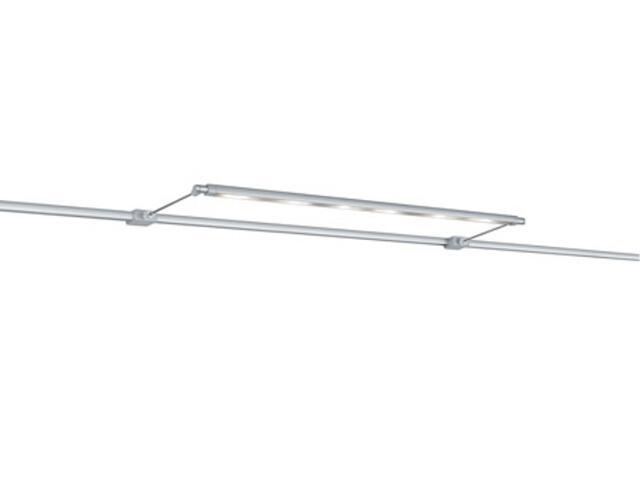 Oprawa do systemów szynowych ULine Galeria Line 1x20W LED chrom mat Paulmann