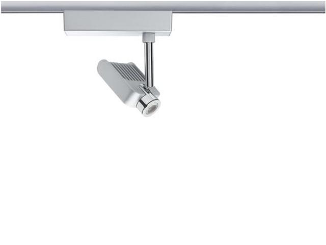 Oprawa do systemów szynowych Vision LED spot 1x10W chrom mat Paulmann