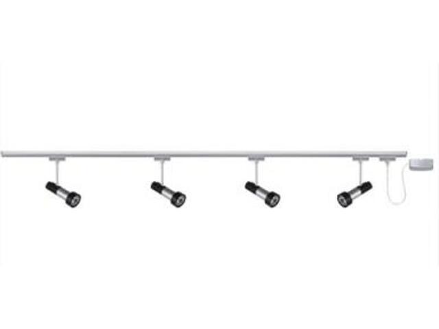 System szynowy URail Klingsor 4x50W GU10 230V tytan Paulmann