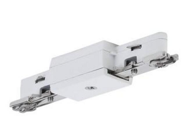 Łącznik URail prosty biały Paulmann