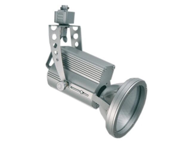 Oprawa szynowa ESTRA G90 srebrna Brilum