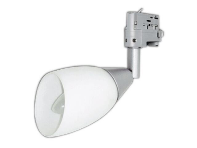 Oprawa szynowa SCENA 30 40W srebrna Brilum