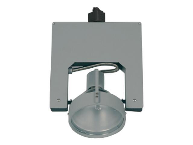 Oprawa do systemów szynowych LUME E30H G8,5 45W srebrna Brilum